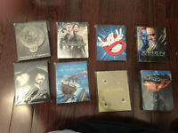 STEELBOOKS- Collectables $15 each