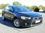 2014 Mitsubishi Lancer CJ MY15 LS Black 6 Speed Constant Variable Sedan Chermside Brisbane North East Preview