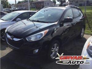 Hyundai Tucson GLS Cuir/Tissus MAGS Bluetooth 2012