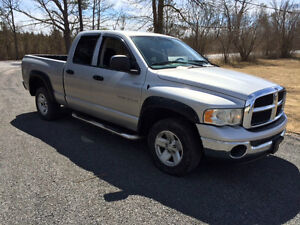 2003 DODGE RAM 4X4 QUAD CAB PARTING OUT Peterborough Peterborough Area image 4