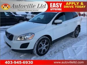 2011 VOLVO XC60 T6 AWD NAVIGATION BACKUP CAMERA PANORAMIC ROOF