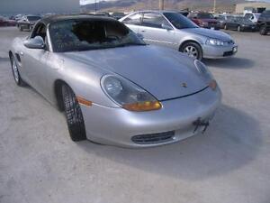 Devant Porsche Boxster 97 a 2004