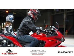 NEW 2014 CBR500RA / CBR500RTA - RED OR TRI-COLOR - SAVE $1000