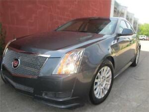 2010 CADILLAC CTS/ AWD **4X4**FINANCEMENT MAISON $69 SEMAINE