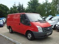 2007 FORD TRANSIT 2.2 TDCI SWB Low Roof Van TDCi 85ps NO VAT