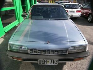 1987 Mitsubishi Magna Elite 4 Speed Automatic Nailsworth Prospect Area Preview