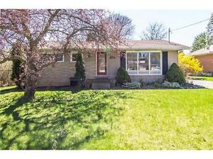 Updated Bungalow (Located in Kitchener)