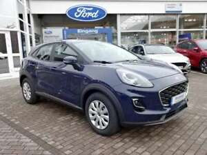 Ford Puma Cool&Connect 1,0 EB+LED+KLIMAAUTO+PP+WINTER