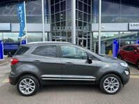 2018 Ford Ecosport 1.0 Ecoboost Titanium 5Dr Hatchback Petrol Manual