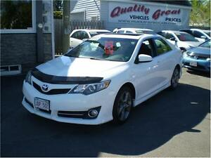 2012 Toyota Camry SE Leather