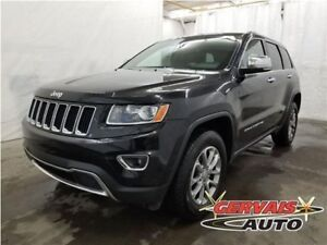 Jeep Grand Cherokee Limited 4x4 Cuir Toit Ouvrant MAGS 2016