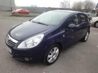 LHD 2010 Opel Corsa Automatic 1.4 Petrol 5Door. SPANISH REGISTERED