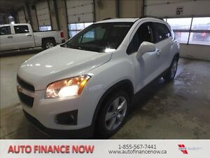 2014 Chevrolet Trax AWD RENT TO OWN UBER/TAPP CAR DRIVERS CALL