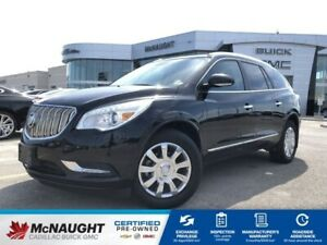 2017 Buick Enclave Leather AWD   Touchscreen Navigation   Bose A