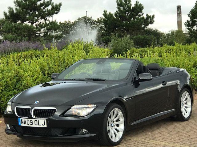 BMW 6 SERIES 3.0 635D SPORT 2d AUTO