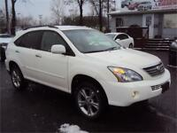 2008 Lexus RX 400h AWD NAV BLUETTOTH LEATHER HEATED SEATS Ottawa Ottawa / Gatineau Area Preview