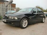 2002 52 BMW 5 SERIES 2.5 525I SE 4D AUTO 190 BHP