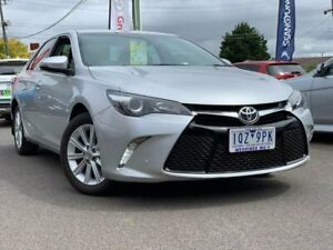 2016 Toyota Camry Silver Sports Automatic Sedan Hoppers Crossing Wyndham Area Preview