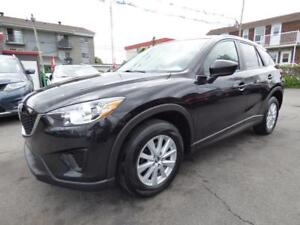 2013 MAZDA CX-5 GX AWD (AUTOMATIQUE, MAGS, BLUETOOTH, FULL!!!)