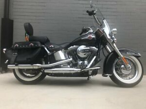 2017 Harley-Davidson HERITAGE SOFTAIL CLASSIC 1690 (FLST Road Bike 1690cc Tempe Marrickville Area Preview