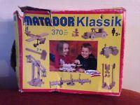 Matador Klassik Wooden Construction Kit