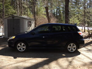 2005 Toyota Matrix XR 4 Door Hatchback