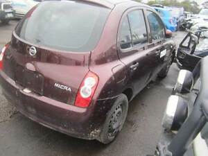 NISSAN MICRA K12 AUTO 2008 WRECKING Brooklyn Brimbank Area Preview