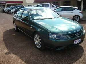 2007 Ford Falcon Sedan Collie Collie Area Preview