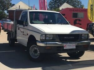 1995 Holden Rodeo TF G6 DX 4x2 White 5 Speed Manual Cab Chassis South Toowoomba Toowoomba City Preview