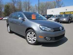 2010 Volkswagen Golf Wagon  *** PAY ONLY $84.99 WEEKLY OAC ***
