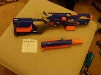 Nerf Guns various prices as on photos