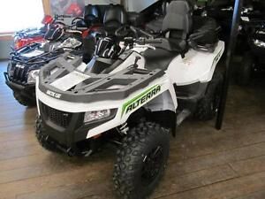 2016 Arctic Cat Alterra TRV 550 XT (EPS)