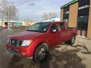 2012 Nissan Frontier CREW 4X4 METAL EDITION **WE FINANCE**