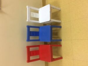 Lot of daycare chairs for sale