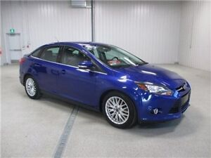 2013 Ford Focus Titanium Moose Jaw Regina Area image 1