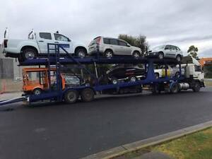 Interstate Car/Vehicle transport for Non Runners