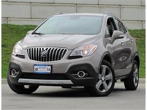 2014 Buick Encore Backup Cam.|Cruise|Climate Control|18-inch Whe