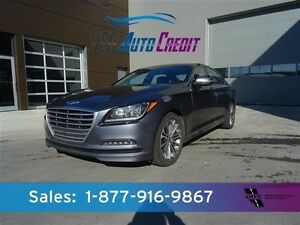 2016 Hyundai Genesis Sedan AWD LEATHER NAV $204b/w