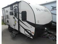 NEW REAL-LITE MINI 17 B TRAVEL TRAILER