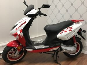 Scooter F-act 50 2008