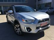 2015 Mitsubishi ASX XB MY15.5 LS 2WD Silver 6 Speed Constant Variable Wagon Ravenhall Melton Area Preview