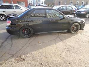 2006 Subaru Impreza WRX Québec City Québec image 8