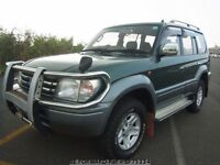 Toyota Landcruiser Prado, 10 months MOT, Excellent condition