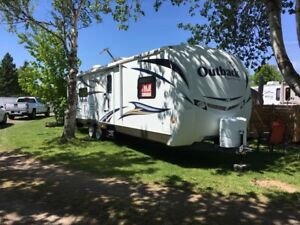 Roulotte Outback 2011 277RL