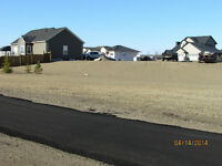 Vacant lot in Battleford Build your dream home-MLS®526820