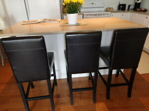 counter chairs Kitchener / Waterloo Kitchener Area image 3