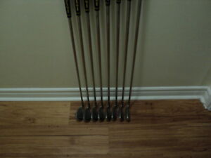 Callaway Big Bertha Iron Set 4I - AW