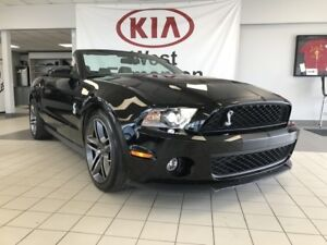 2011 Ford Mustang Shelby GT500 SVT RWD 5.4L SUPERCHARGE CONVERTI