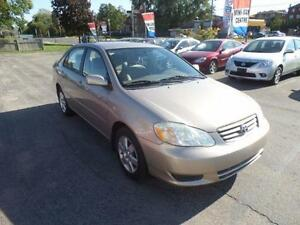 2004 Toyota Corolla LE ONLY $3995