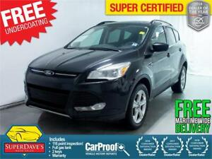 2014 Ford Escape SE *Warranty* $110 Bi-Weekly OAC